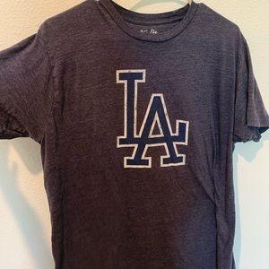 3/$10 LA - Navy Blue Tee Shirt
